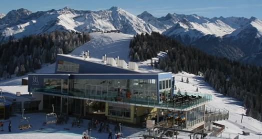 NewTec Ski Lounge Serfaus lautsprecher
