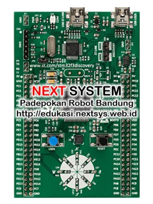 STM32F3 Discovery Board