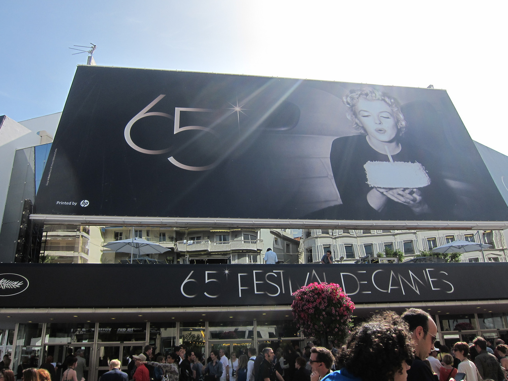 Cannes Film Festival turned 65 last 2012