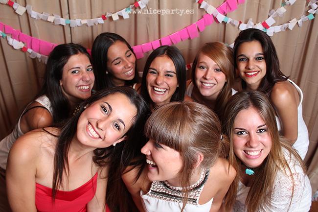Nice Party Photocall cumpleaños