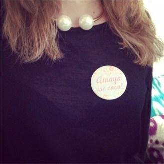 chapas personalizadas despedida de soltera instagram