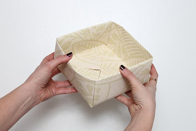 DIY niceparty tutorial caja de papel plegado (6)