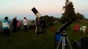 Stargazing at Camping Griffon