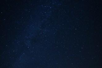 Milky Way, L'Anse-au-Griffon using Rokinon and Sony A35
