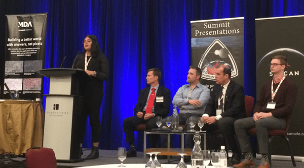 Panel on student initiatives in Canada