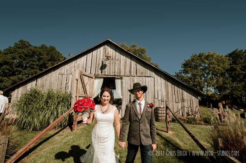 farmhouse wedding