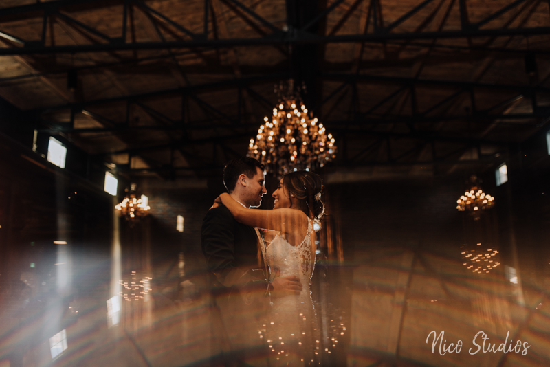 Armory Wedding