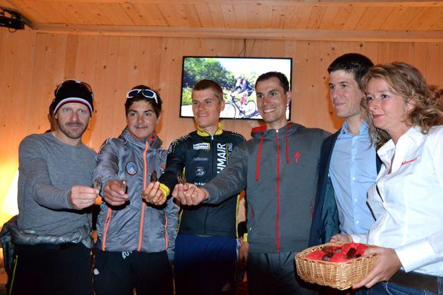 equipe-leader-haute-route-dolomite-kirchmair-jacquemoud-raybaud-koechli