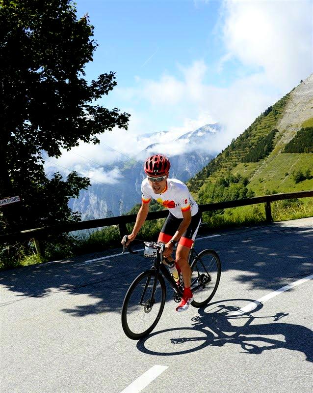#12 Haute Route. L'Alpe d'Huez en gestion rapide !