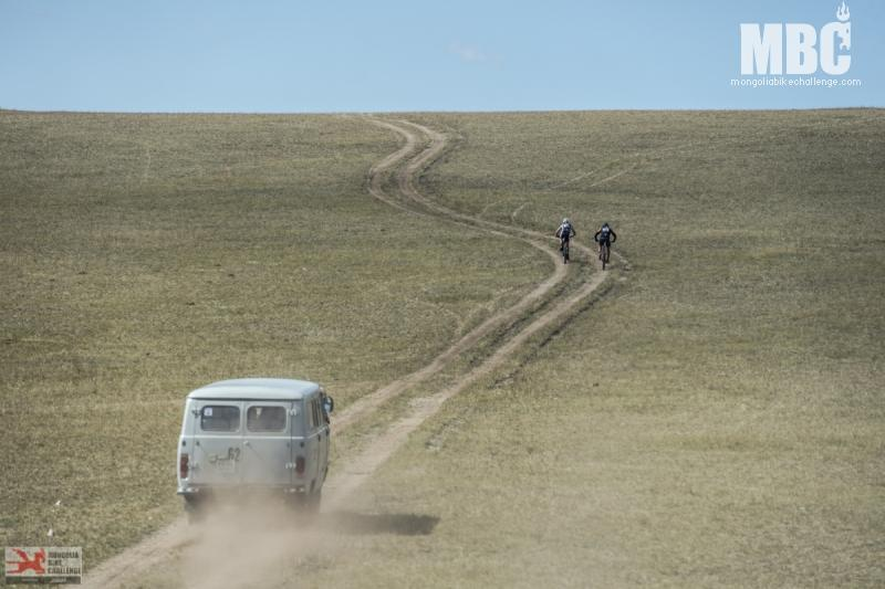 steppe mongolie bike challenge