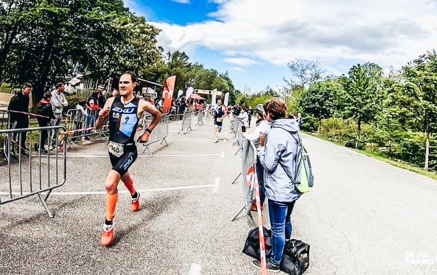 nicolas raybaud triathlon du dauphine 2xu Ta energy