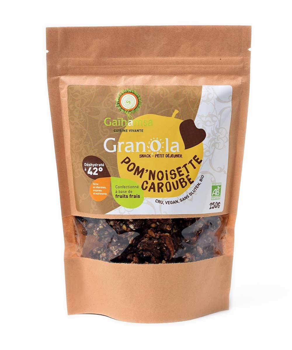 granola gaihamsa code promo nico15 Terra Veggie