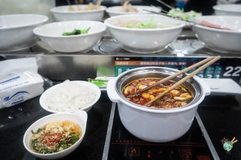 Hot Pot ou fondue chinoise