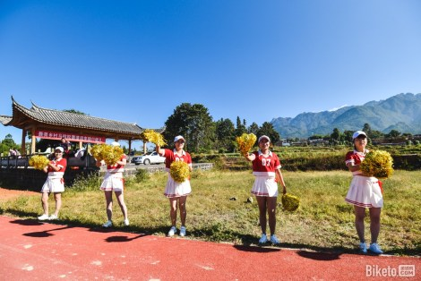 popularité du granfondo yunnan