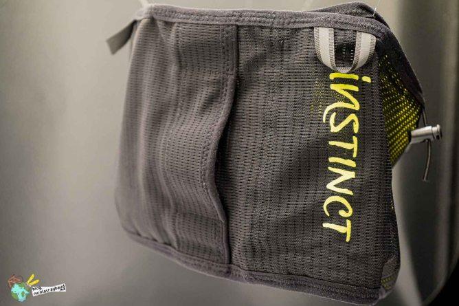 ceinture de trail intinct reflex belt
