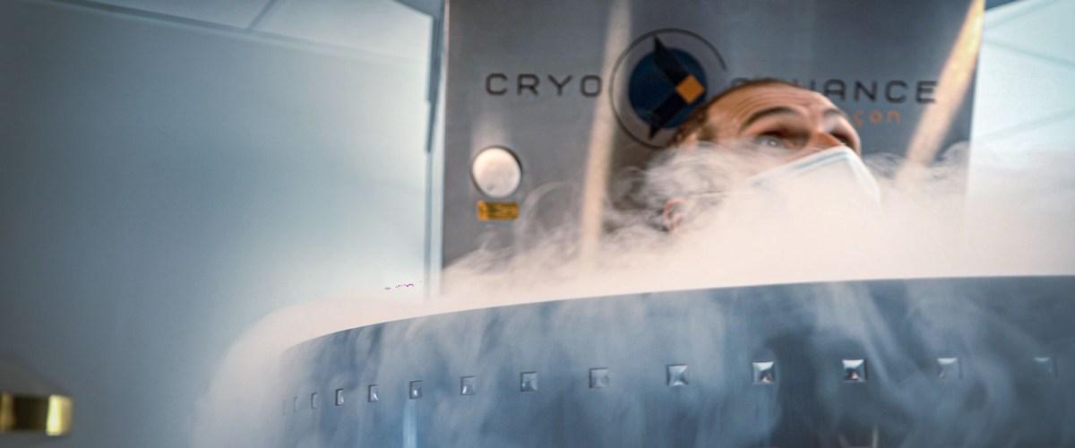 cryothérapie cryoadvance