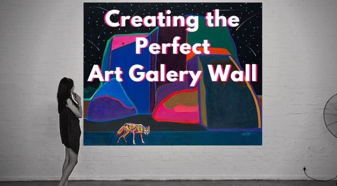 The Secret to Creating the Perfect Art Gallery Wall