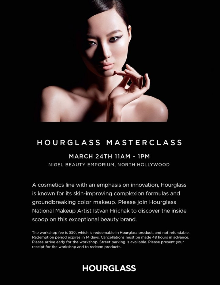 hourglass workshop
