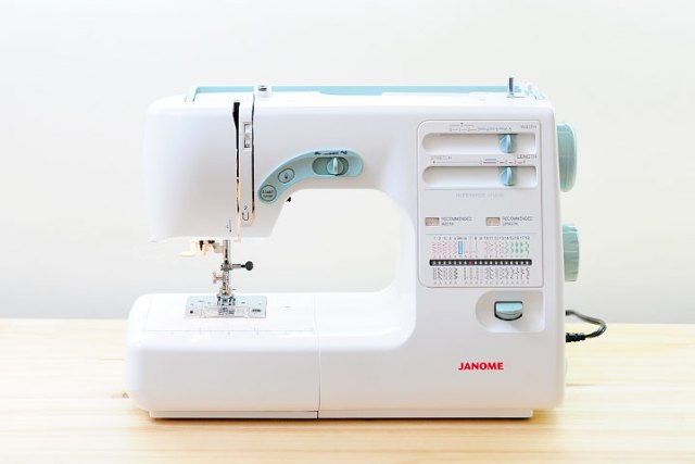 Janome 5031S 開箱