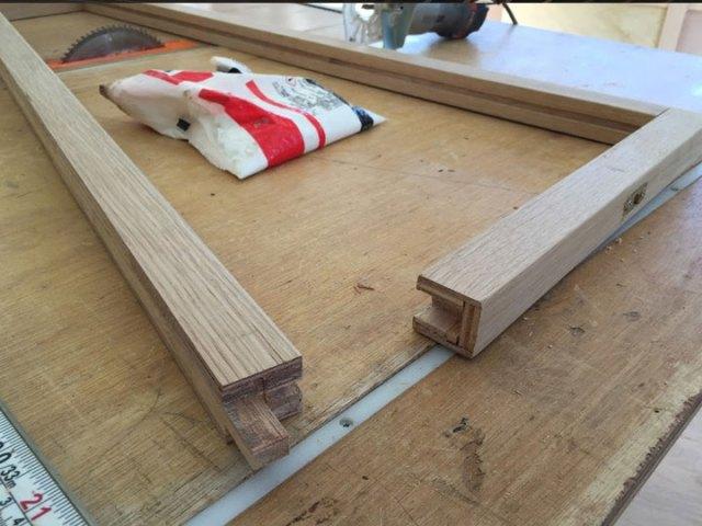 木作氣窗-卡榫工法