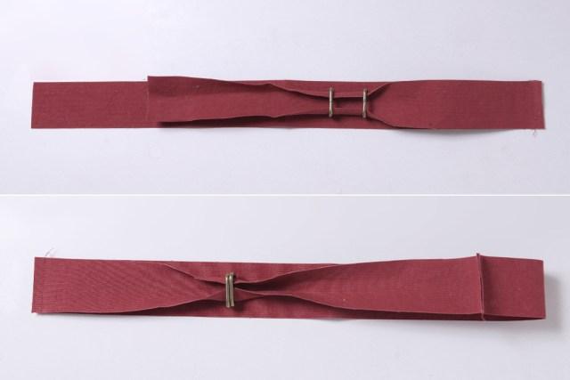 小森帆布包揹帶版型