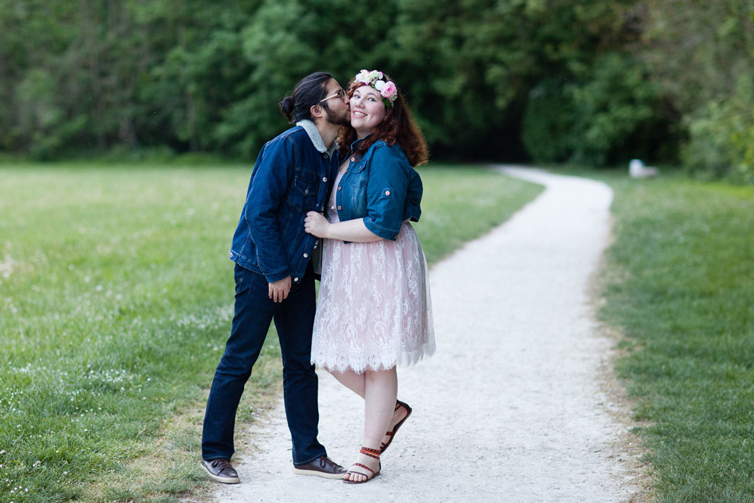love, amour, couple, ninaah bulles, asian, mixte couple, denim, mariage, pause
