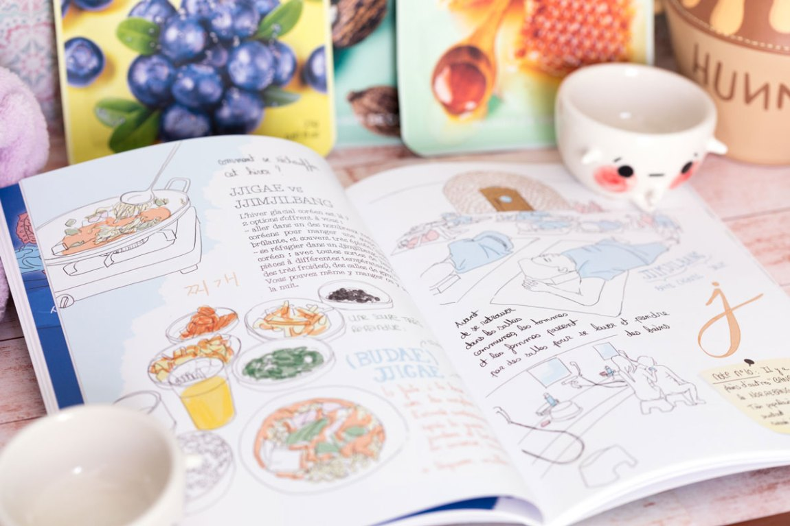 Ninaah Bulles Corée du sud, lire, korea, ABC K, seoul de A à Z, seutepanie lapointe, edition seuseulo
