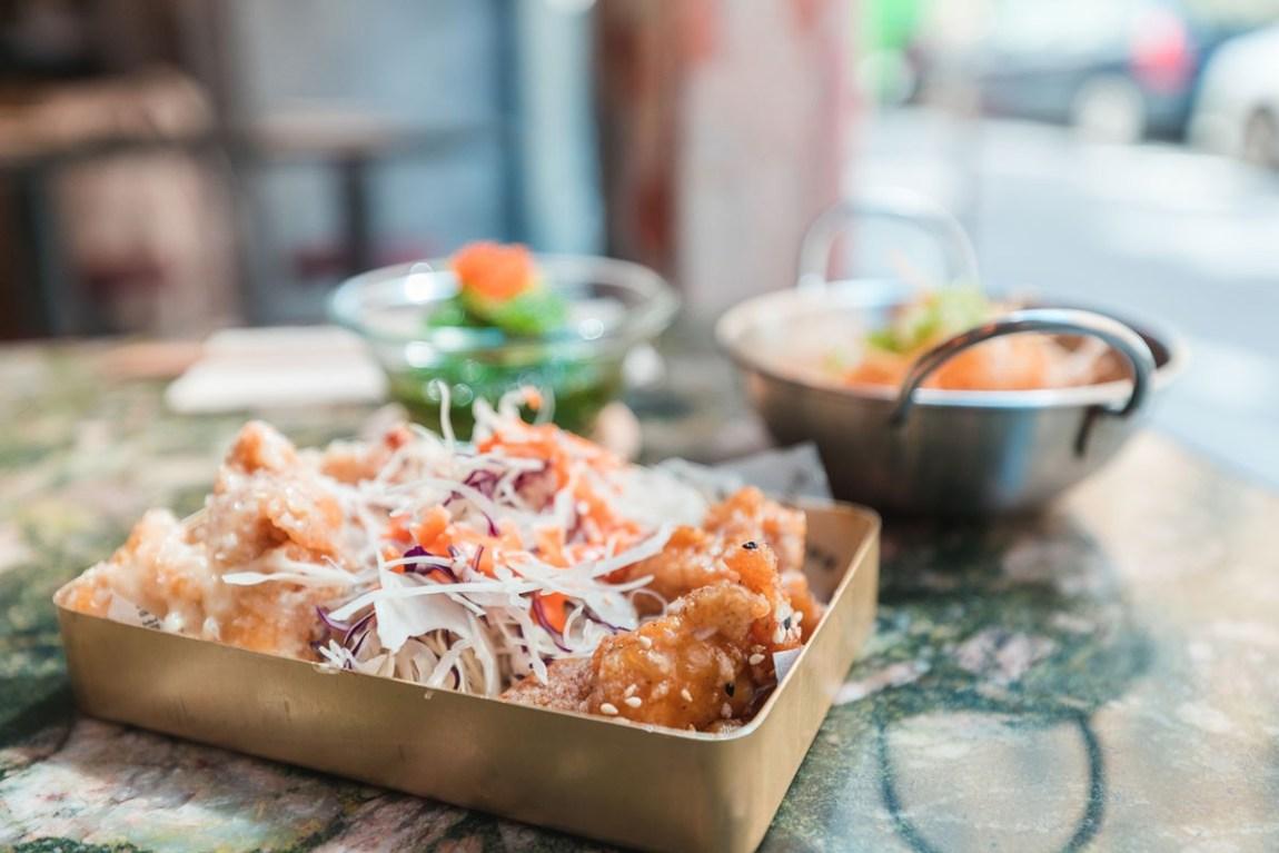 On the Bab; street food, coréen, Corée du sud, restaurent coréen, Paris, bonne adresse