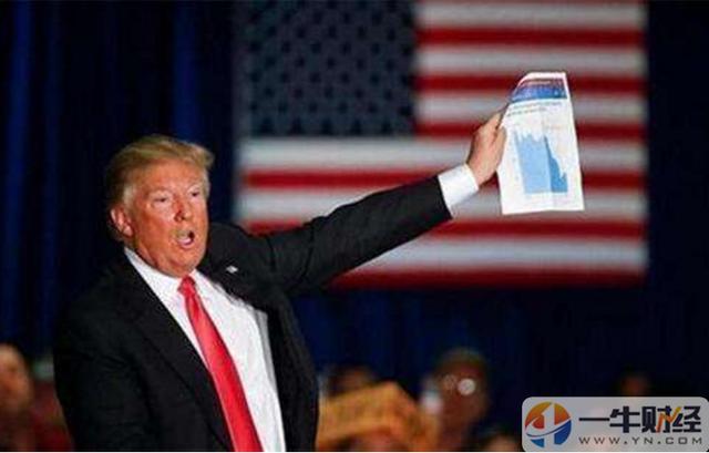 特朗普税改通过了!但对普通美国人真是好事吗?看完这张图再说!