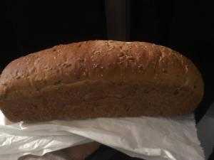 pane sorprendente e fragrante