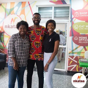 A Day With Ric Hassani At Nkataa Bukka
