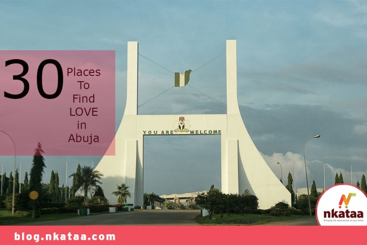 30 Places To Find Love in Abuja