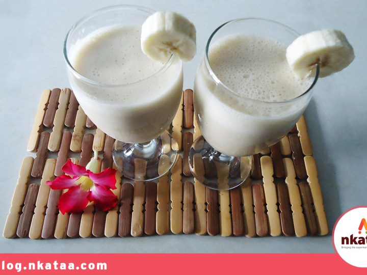 How to Make Banana Date (Dabino) Smoothie