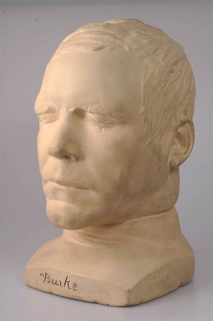 Death mask of William Burke © Surgeons' Hall Museums at the Royal College of Surgeons of Edinburgh