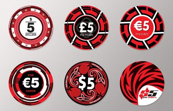 Custom Poker Chip Ideas