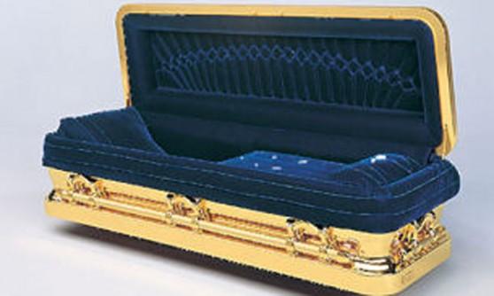 cajón de oro
