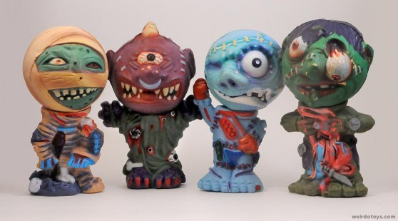 Creepy bods group