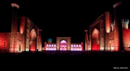 Der Registan in Samarkand