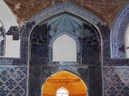 Blaue Moschee von Tabriz