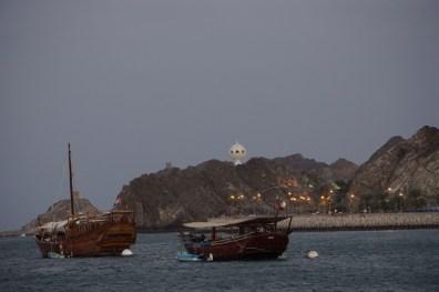 Mutrah Hafen