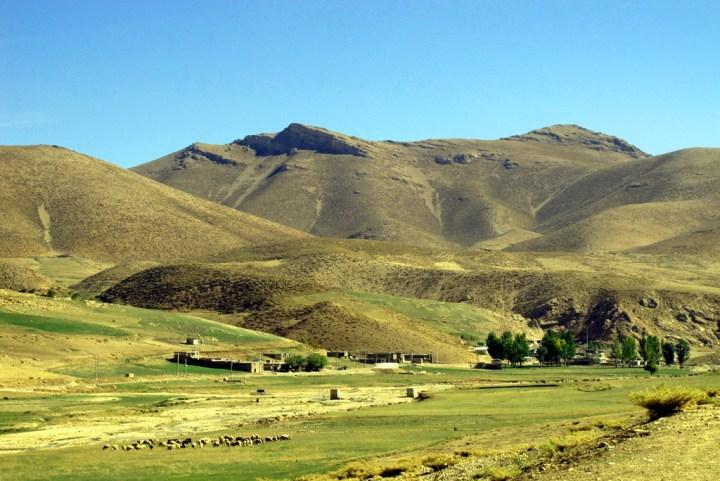 Iran: Zagros- Gebirge