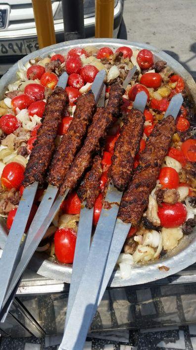 Iran, Essen