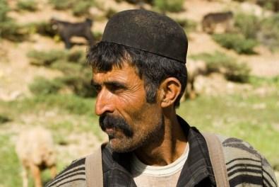 Iran, Bakhtiari-Nomade im Kuhrang-Tal, Zagros-Gebirge