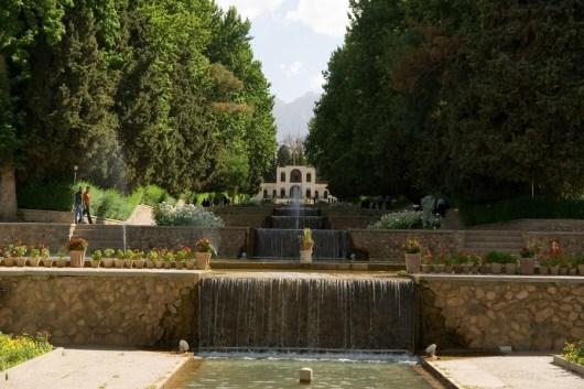 Brunnen in Mahan