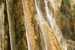 Iran, Die Wasserfälle von Abshar-e Margon