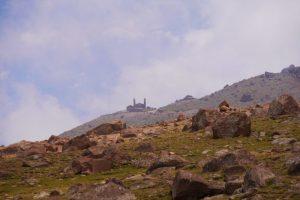 Iran: Die Bergstation am Kuh-e Sabalan