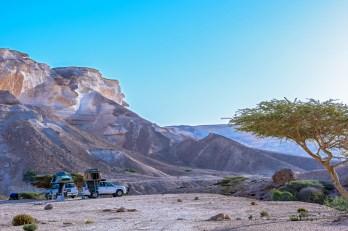 Oman Wadi Shuwaymiyah: Unabhängig unterwegs mit dem Dachzelt