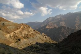 Iran: Elburz Gebirge