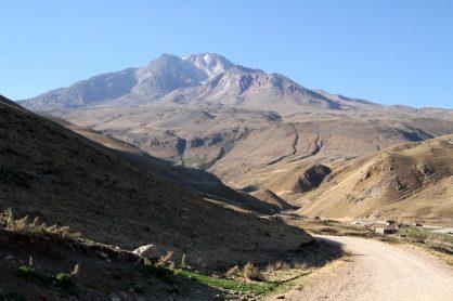 Iran: Kuh-e Sabalan