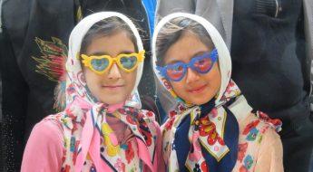 Iran: junge Mädchen